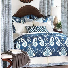 traditional duvet covers by Kathryn Interiors, Inc.
