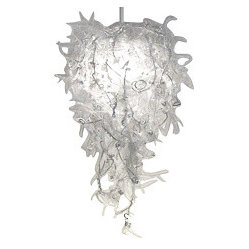 Burr Thistle Chandelier