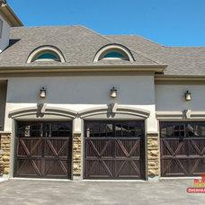Traditional Garage Doors And Openers by Maple Overhead Garage Doors