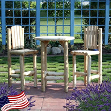 Traditional Outdoor Lounge Chairs by Hayneedle
