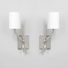 eclectic wall sconces by Vaughan Designs