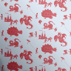 Eclectic Wallpaper by Just Kids Wallpaper