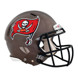 Brewster Home Fashions - NFL Tampa Bay Buccaneers Teammate Helmet 3pc Sticker Set - FEATURES: