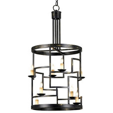 Craftsman Chandeliers by AT HOM