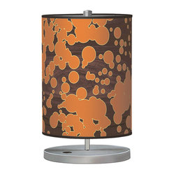Fizzy 2 Cylinder Table Lamp