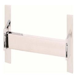Alno Inc. - Alno Contemporary Ii Crystal 24 Inch Towel Bar Chrome C8420-24-Pc - Alno Contemporary Ii Crystal 24 Inch Towel Bar Chrome C8420-24-Pc