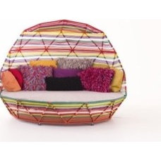 Eclectic Day Beds And Chaises by YLiving.com