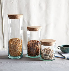 modern food containers and storage by West Elm