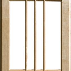 Dura Supreme Cabinetry - Dura Supreme Cabinetry Mullion Patter #7 Accent Cabinet Door - Dura ...