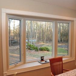 Bay window -