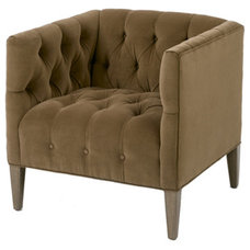 Contemporary Armchairs And Accent Chairs by wesleyhall.com