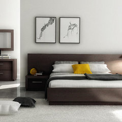 modern beds by Living Walls Furniture &amp; Design