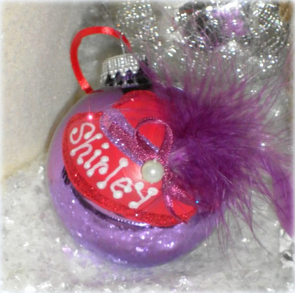 Traditional Christmas Ornaments by Lisa's Creative Designs