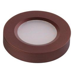 Maxim Lighting - Maxim Lighting 53850Brz Countermax Mx-Ld-R Led Disc Add-On - Maxim Lighting 53850BRZ CounterMax MX-LD-R LED Disc Add-On