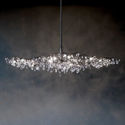 Contemporary Chandeliers by harcoloor.nl
