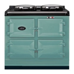 """AGA - ATC3PIS Total Control 39"""" Freestanding 3 Oven Electric Range Cooker with 10 Cook - The AGA Total Control Range Cooker is a newly designed version of the classic icon of British cooking Three radiant-heat cast iron ovens and two hotplates give you 10 delicious ways to cook in one rangeJust imagine the ability to bake roast boil simm..."""
