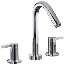 Modern Bathroom Faucets And Showerheads by Fixture Universe