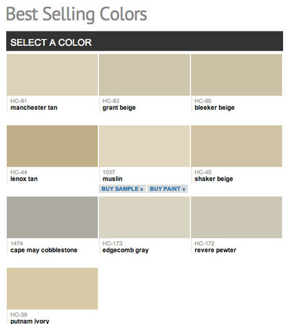 Best sherwin williams neutral colors home design idea for Top ten neutral paint colors