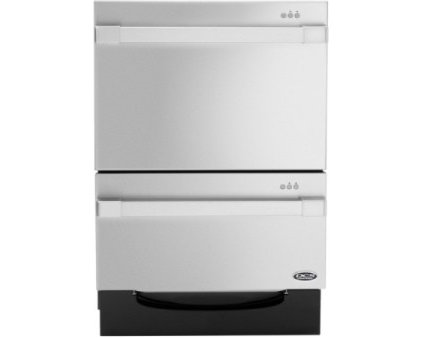 contemporary dishwashers DCS Dishdrawer