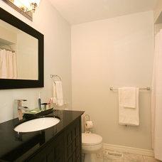 Contemporary Bathroom by Kalli George Interiors