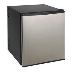 Avanti - Avanti Stainless Steel 1.7 Cubic Foot Refrigerator - FEATURES