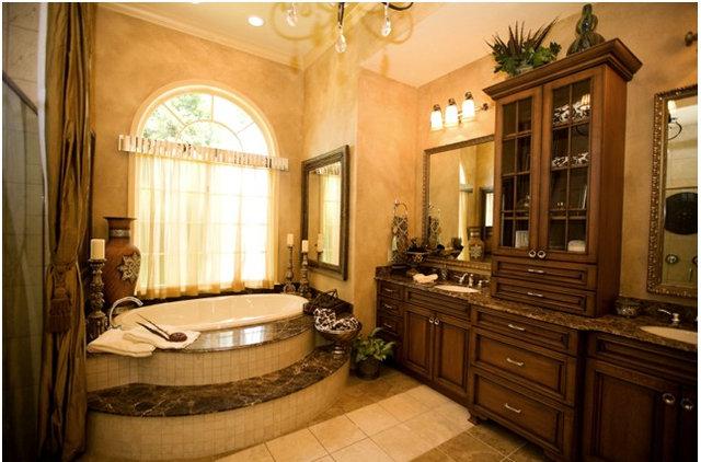 Traditional Bathroom by Joseph Anthony Interiors