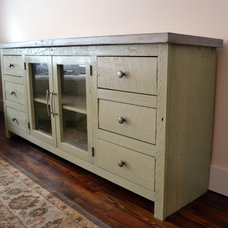Farmhouse Buffets And Sideboards by Erwin Renovation LLC