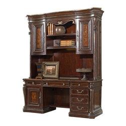 Hooker - Hooker Grand Palais Credenza - Hooker Furniture Grand Palais Computer Credenza 5272-10464/10467
