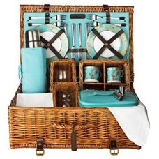 Traditional Picnic Baskets by Fortnum & Mason