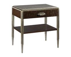 Gracie Nightstand - Bill Sofield - Baker Furniture -