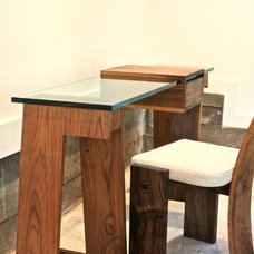 Modern Desks And Hutches by ThankU.ca