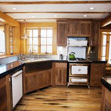 Rustic Wood Flooring by Stromberg Moore Hardwoods