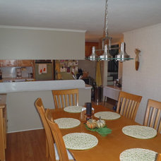 Transitional  60's Kitchen Remodel