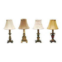 Dimond Lighting - Dimond Lighting 93-345 Library Table Lamps - Dimond Lighting 93-345 Library Table Lamps