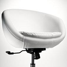 SKRUVSTA Swivel chair - Idhult white - IKEA