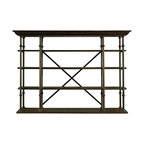 Stanley Furniture - European Farmhouse L'acrobat Open Air Shelf, Terrain -