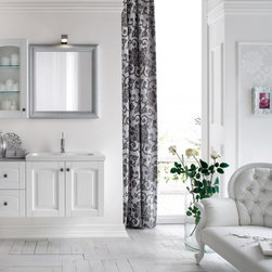 Acanthis Bathroom Storage and Vanities AC4 - Structure
