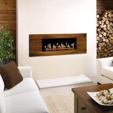 Modern Indoor Fireplaces by HotPrice.co.uk