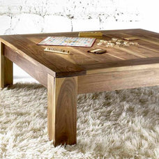 Beach Style Coffee Tables by Heart & Hammer Furniture Co., LLC
