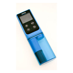 """Blue Wave - Blue Wave Safedip 6 in 1 Electric Tester - Fast, accurate and affordable digital chemistry readers. Great for salt water pools! Never buy reagents or test strips again. Now anyone can test their pool, spa, pond or aquarium water in seconds and have confidence in the results; no color matching required. Simply collect water sample with onboard cup, place sensor in water sample, and press start; digital display will show your results in seconds. Safedip 6-in-1 reader measures salt content, Ph, free chlorine, orp, tds and water temp (c or f). Safedip is an essential tool in maintaining your water at its optimal condition for safety and comfort. Includes Ph 7.0 buffer packet for monthly calibration. Auto-power off feature conserves battery life. Saltdip 2-in-1 reader measures salt content and water temperature (F or C) faster and easier than any other device on the market. No calibration required. No more test strips; no more color matching; results in seconds; rugged water resistant housing; commercial grade technology sensor; easy push buttons; large led readouts; last reading is saved until new test is taken; unit dimensions: 11""""H x 6""""W x 1.5""""D; 2 AAA batteries included; 1 year warranty"""