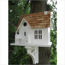 Birdhouses by teakwickerandmore.com