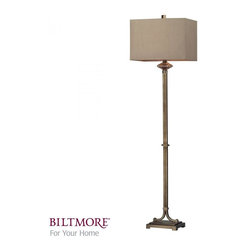 Dimond - One Light Antique Gold/amber Antique Mercury  Floor Lamp - One Light Antique Gold/amber Antique Mercury  Floor Lamp