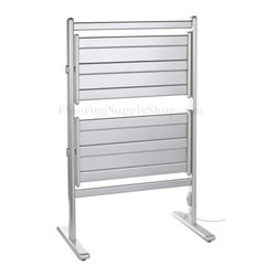 Electric Towel Warmers and Drying Rack - Roma - Electric Towel Warmers and Drying Rack - Roma