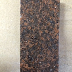 Cambria Carmarthen Brown Quartz - Cambria Quartz: This is a sample of Carmarthen Brown from the proudly American made brand of quartz countertops. Cambria quartz has a gorgeous lineup of quartz kitchen countertops that can also be used for bathroom vanities.