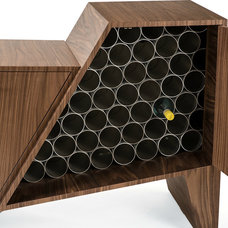 Modern Indoor Pub And Bistro Tables by Kozai Modern