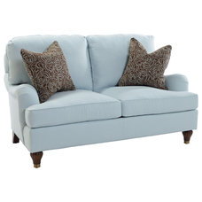 Contemporary Loveseats by purehome