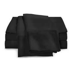 ExceptionalSheets - 650 Thread Count-Egyptian Cotton Sheet Sets by ExceptionalSheets - Our 100% Egyptian Cotton Sheets cannot be beaten when it comes to the price. You will not find better quality at a better price! They're available in multiple size ranges and colors making up almost 200 options! Whether the sheets are a gift for a friend or you are buying for yourself, you know you are getting top-quality luxury with Exceptional Sheets.