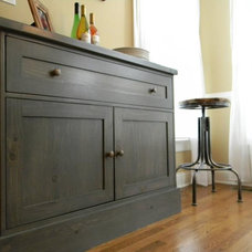 Eclectic Buffets And Sideboards by Cecil Mack Company