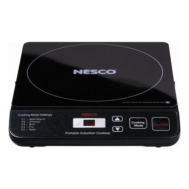 NESCO - Nesco PIC-14 Portable Induction Cook Top - 1,500W