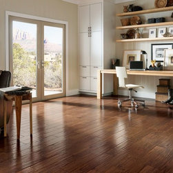 American Scrape Hardwood - Hickory - Red Rock Canyon - This stunning hardwood collection is inspired by the beauty of the American landscape.